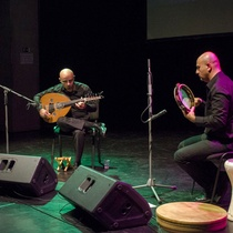 Koncert Tareq Jundi a Nasser Salameh, Moving Station